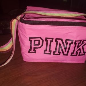 PINK Victoria's Secret Lunch Bag Cooler